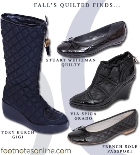 Quiltedfootwear