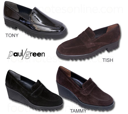 Paul Green Flats for Fall