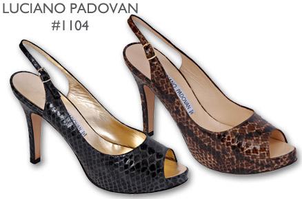 wedding shoes designer luciano padovan snake print pumps women s designer shoes 1104
