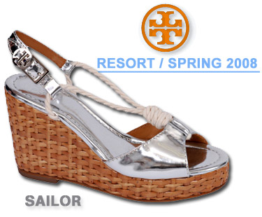 Tory Burch Sailor Espadrille