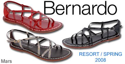 Bernardo MarsSandals
