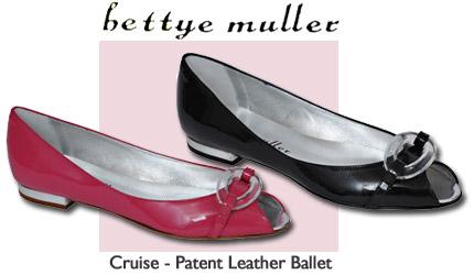Bettye Muller CruiseBallet