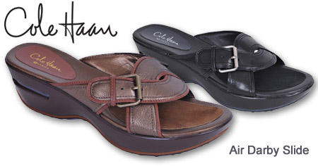 Cole Haan Air Darby Slide