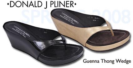 Donald J. Pliner Guenna WedgeThong