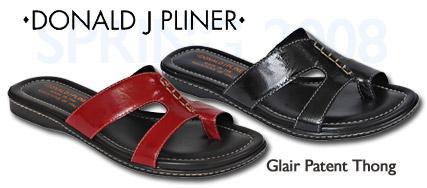 Donald J. Pliner GlairThong