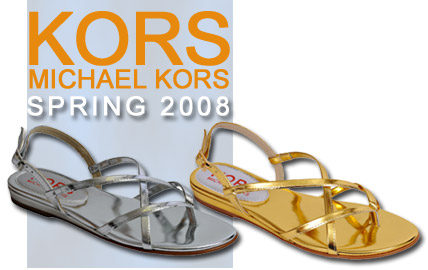 Kors by Michael Kors Chic Sandal