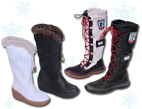 Warm Winter Snow Boots | Women's Designer Shoes Updates