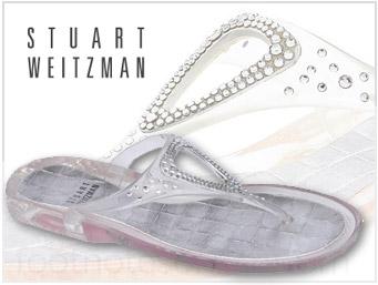 Stuart Weitzman DivinylThong