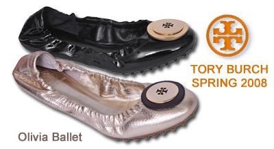 Tory Burch Olivia BalletFlat