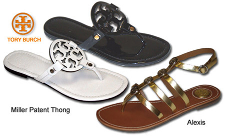 Tory Burch Sandals Spring 2008
