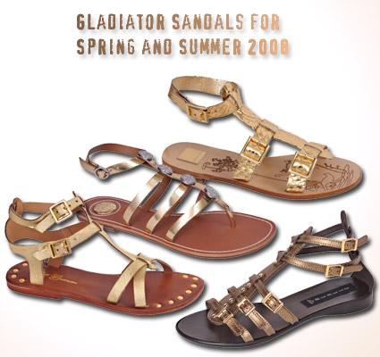 GladiatorSandals