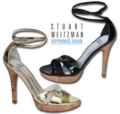 Stuart Weitzman Exciting