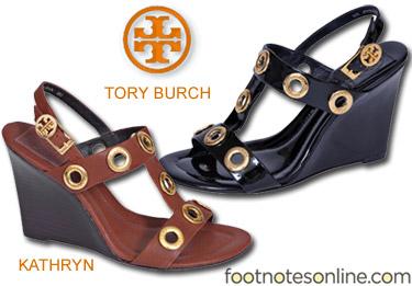 fc74f82c2f766 The Kathryn Wedge Sandal from Tory Burch. Tory Burch Kathryn