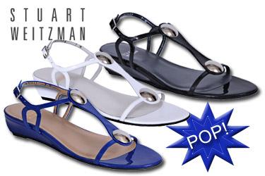 Stuart Weitzman PopSandal