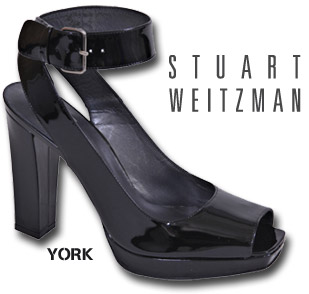 Stuart WeitzmanYork