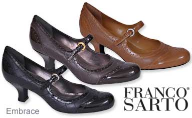 Franco Sarto Embrace Mary Janes