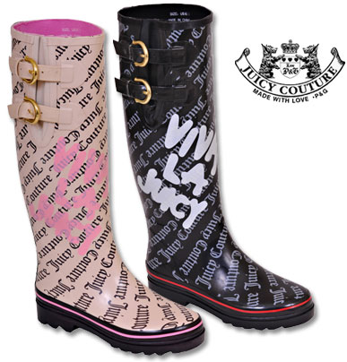 Juicy Couture Sabrina Rain Boots